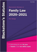 Blackstones-Statutes-on-Family-Law-book-cover