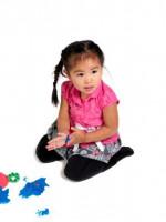 Children on the transition bridge; Annie's story
