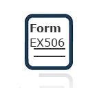 Form EX506