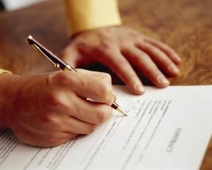 What documents do I have to file with my Form E?
