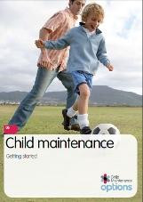Child Maintenance - Getting Started