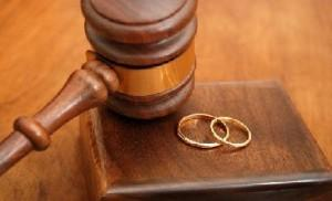 List of family law related Divorce forms and numbers