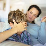 Children's divorce fears 'go up'