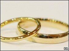 England 'Divorce Haven' of Europe