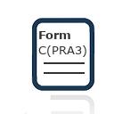 Form C(PRA3)