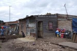 Brian Inkster and Nicola Walls: Argentina Global Village Challenge